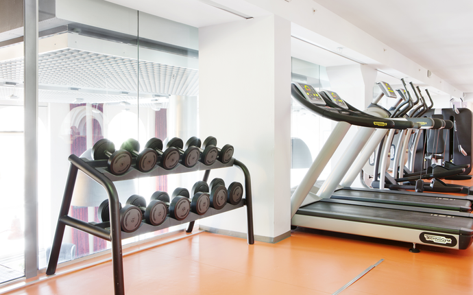Comfort Hotel Grand Central - Gym