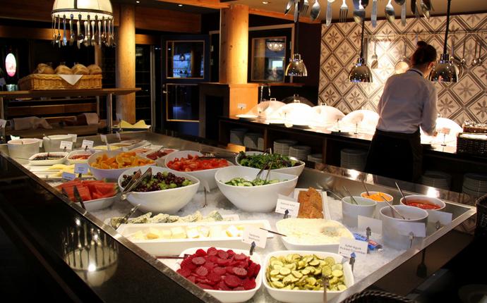 Fretheim Hotel - Frokost