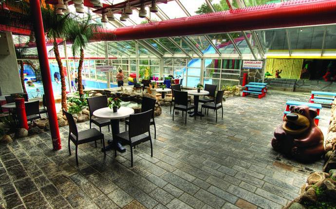 Pers Hotell - Tropicana miljøbad