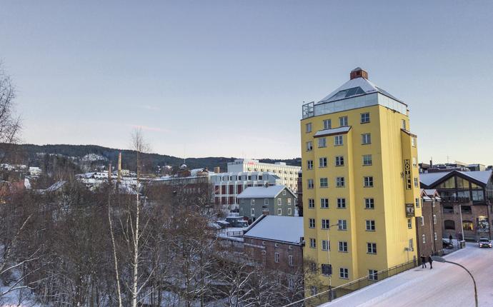 Mølla Hotel Lillehammer - Velkommen til Mølla Hotell, charmhotellet midt i hjertet av Lillehammer