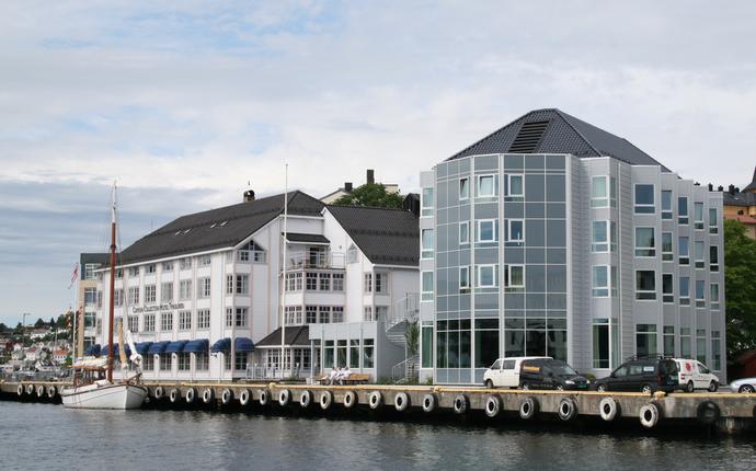 Clarion Hotel Tyholmen
