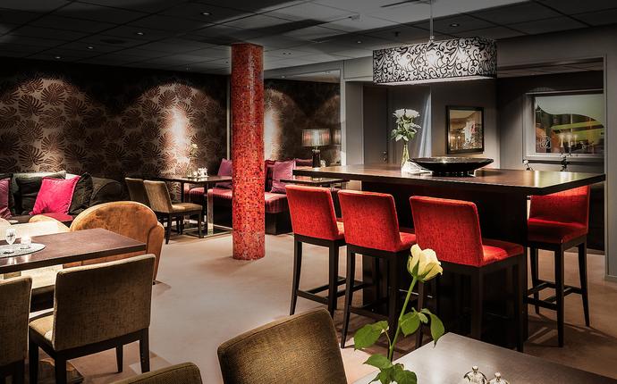 Fauske Hotell - Café