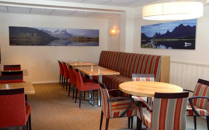 Hamarøy Hotell - Cafe