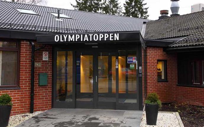 Scandic Olympiatoppen Sportshotell