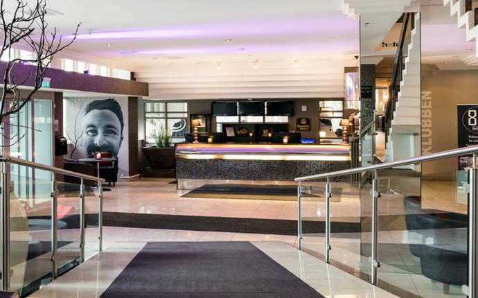 Hotel Klubben - Resepsjon
