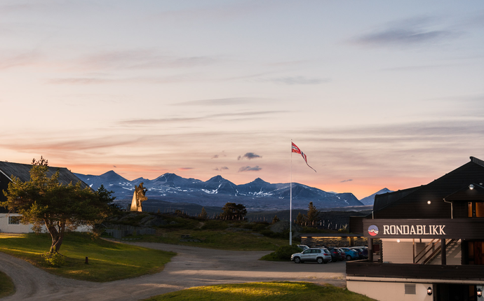 Rondablikk Høyfjellshotell