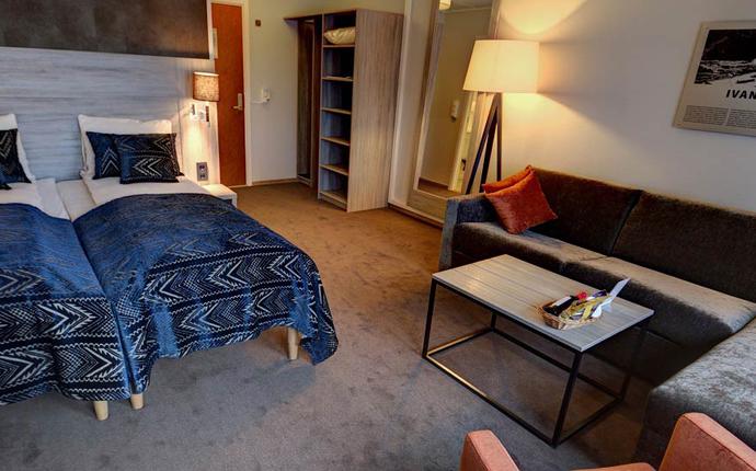 Radisson Blu Polar Hotel Spitsbergen - Junior Suite