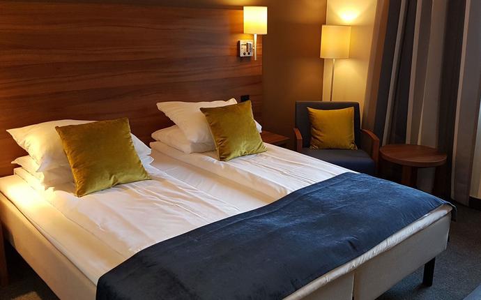 Thon Hotel Narvik - Dobbeltrom