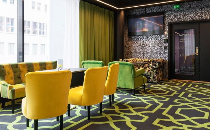 Thon Hotel Stavanger - Lounge