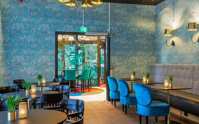 Thon Hotel Spectrum - Lounge