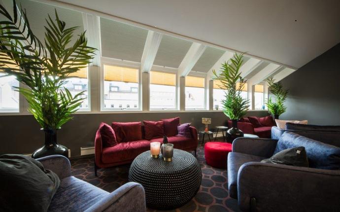 Scandic Bodø - Lounge