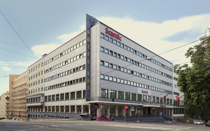 Scandic Solli - Fasade