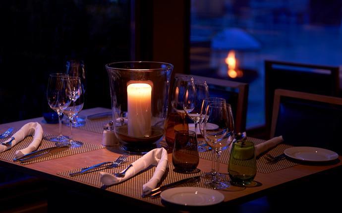 Thon Hotel Vettre - Restaurant