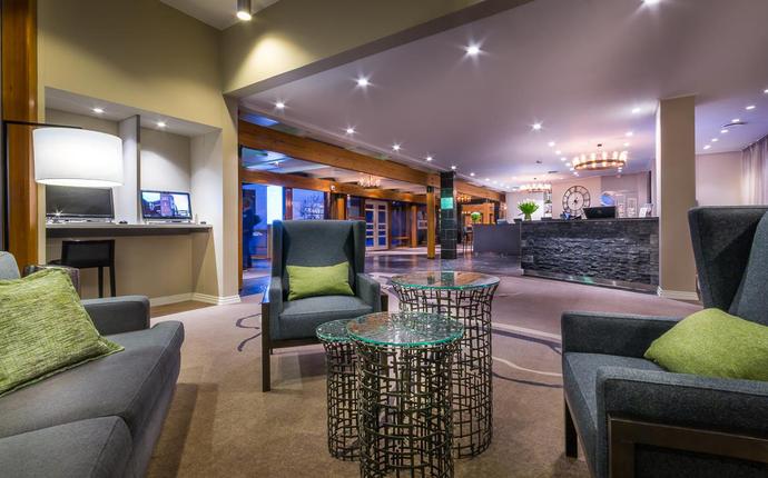 Soria Moria Hotell - Velkommen inn