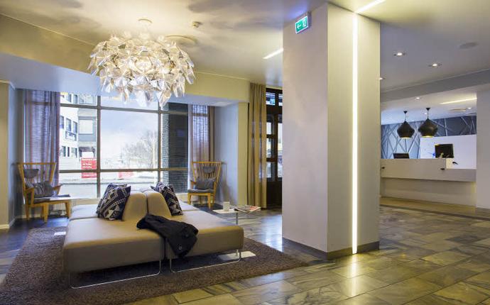 Scandic Harstad - Lobby