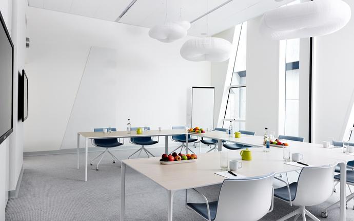 AC Hotel Bella Sky Copenhagen - Vores mødelokaler er fleksible og kan opstilles som du ønsker.