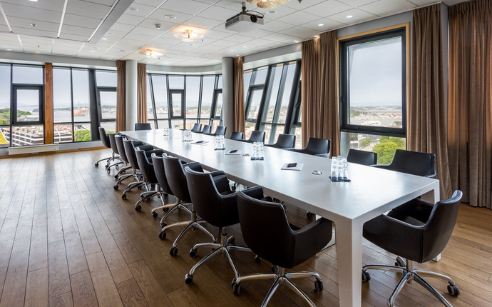 Clarion Hotel Stavanger - Perspektiv - Styrerom i 14. etasje