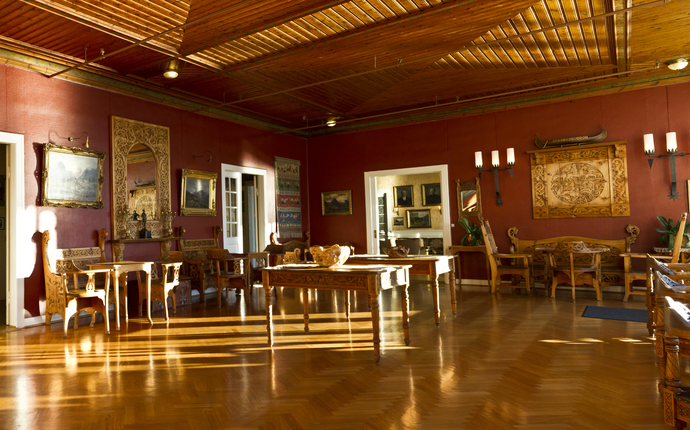 Kviknes Hotel - Høyviksalen