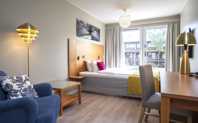 Thon Hotel Vettre - Hotellrom