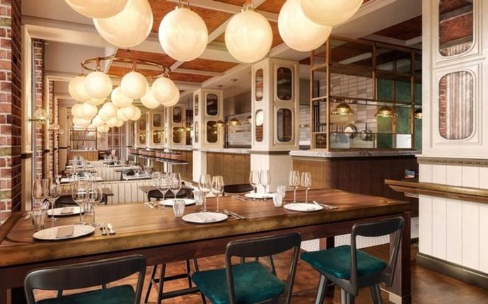 Villa Copenhagen - åpner 1. april 2020 - Vinbar