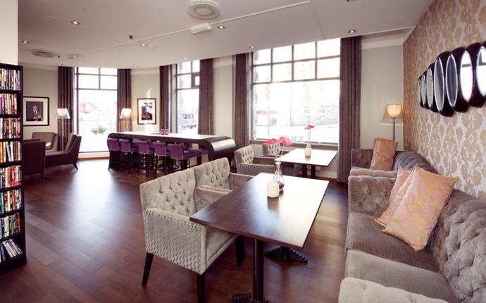 Clarion Collection Hotel Amanda - Lobby