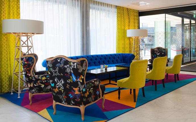 Thon Hotel Rosenkrantz, Oslo - Lobby
