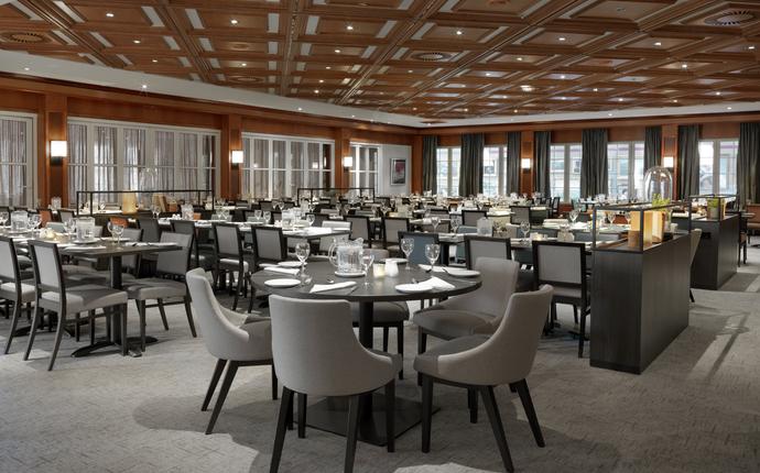Scandic Lillehammer Hotel - Restaurant