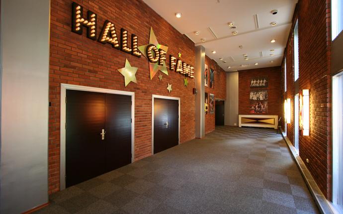Hotel Klubben - Hall of fame