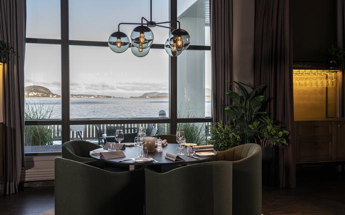 Quality Hotel Ålesund - Restaurant