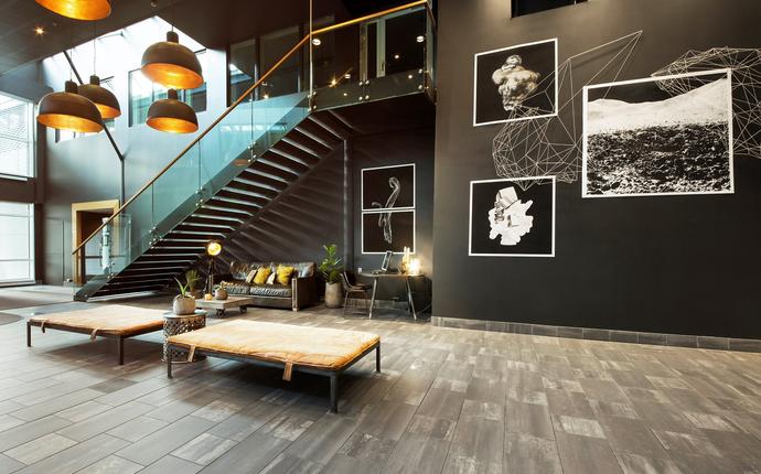 Radisson Blu Hotel Nydalen - Lobby