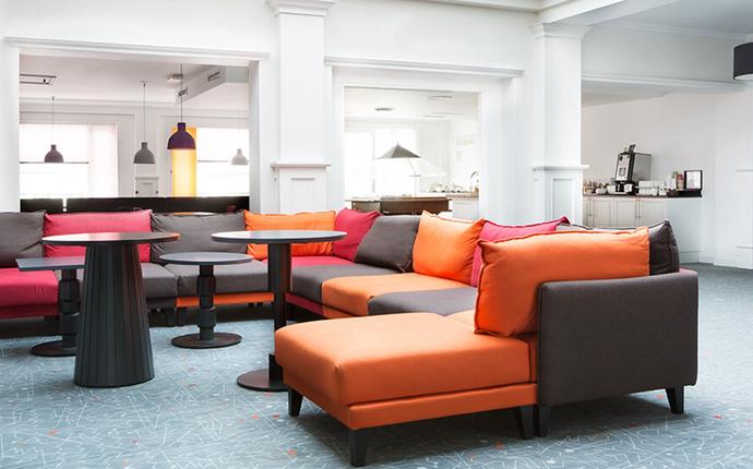 Comfort Hotel Fosna - Lobby