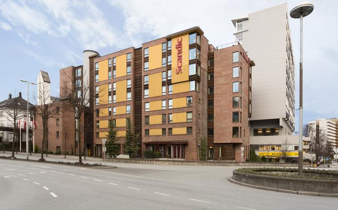 Scandic Stavanger Park - Vår flotte fasade!