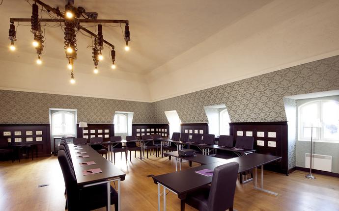 Clarion Collection Hotel Savoy - Møterom