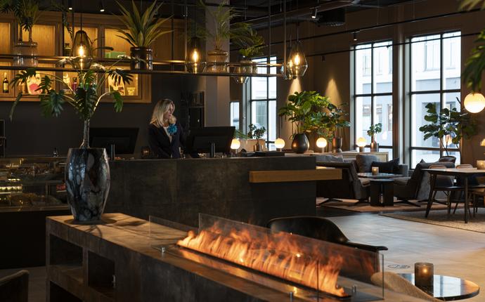 Quality Hotel Ålesund - Lobby/Resepsjon