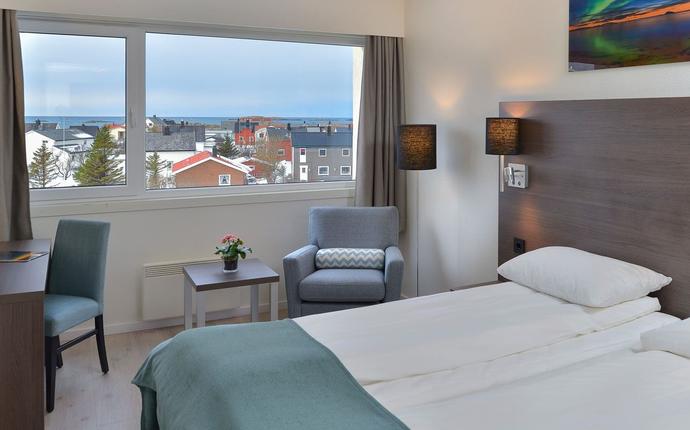 Thon Hotel Andrikken - Dobbeltrom