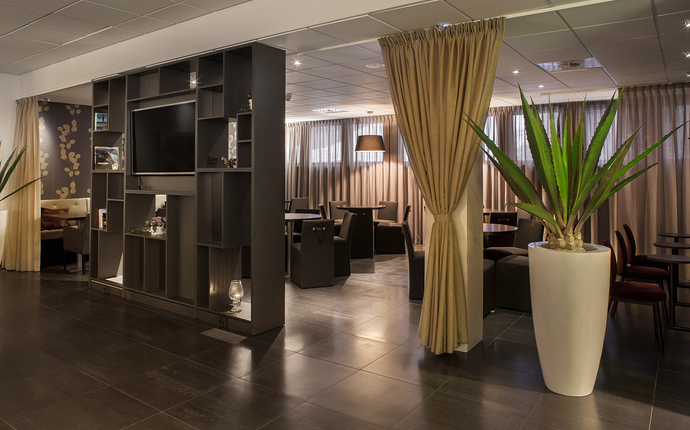 Scandic Asker - Lobby