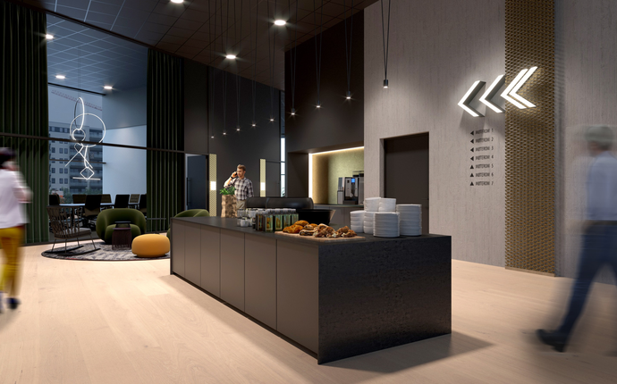 Quality Hotel Hasle Linie - åpner 25.08.21 - Møtesenter