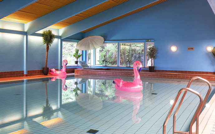 Thon Hotel Vettre - Svømmebasseng