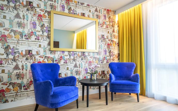 Thon Hotel Storo - Suite