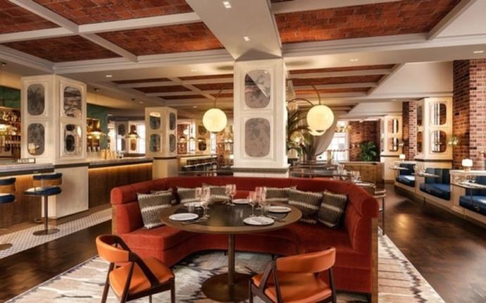 Villa Copenhagen - åpner 1. april 2020 - Brasserie