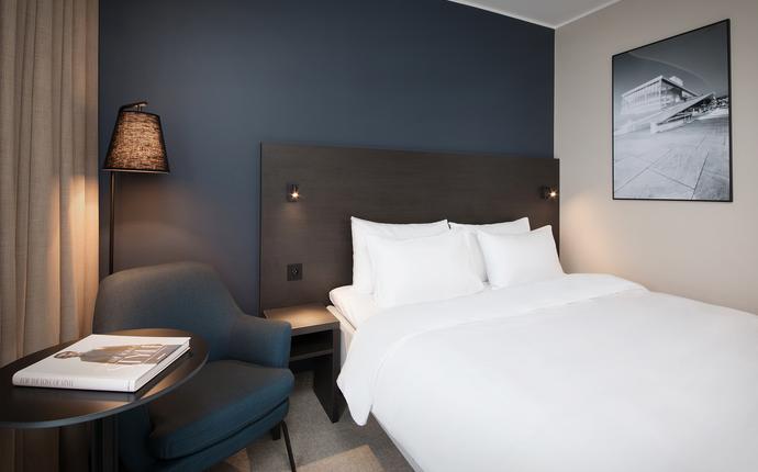 Park Inn by Radisson  Oslo Airport Hotel West - Sov godt i våre nye hotellrom fra 2018!