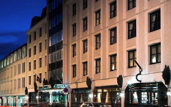 Hotel Norge - stengt fra 1.04.19 - reåpning våren 2020