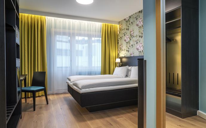 Thon Hotel Slottsparken - Standardrom