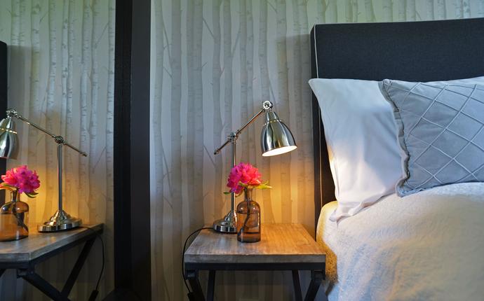 Lampeland Hotell - Hotellrom