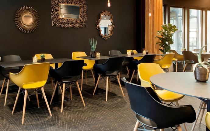 Radisson Blu Hotel Nydalen - Restaurant N33