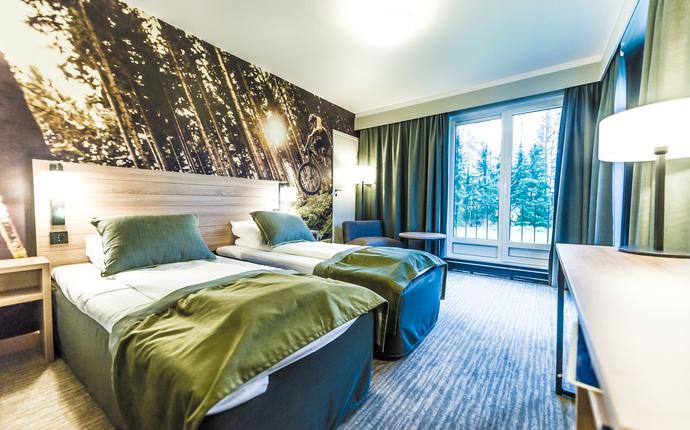 Scandic Lillehammer Hotel - Standard rom