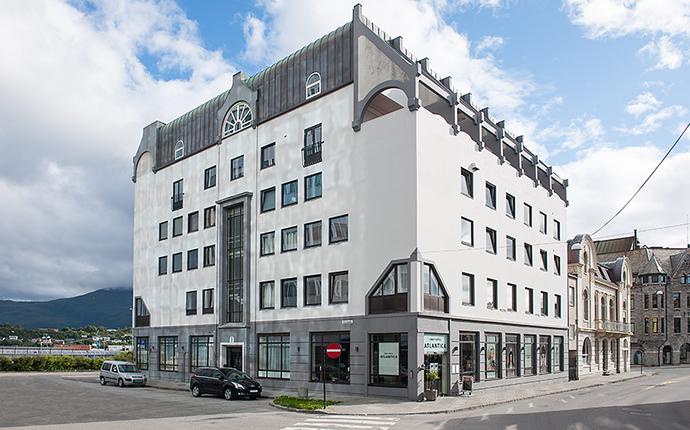 First Hotel Atlantica - Fasade Hotell