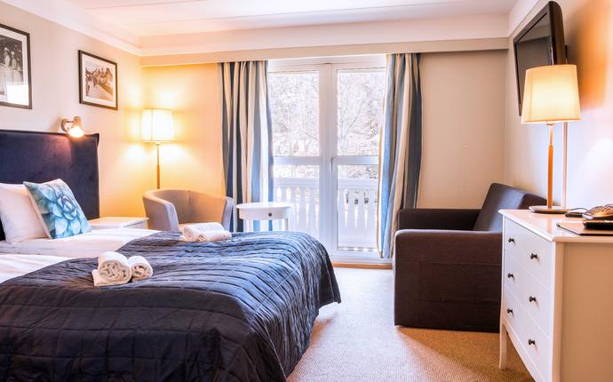 Unike Hankø Hotell & Spa - Hotellrom