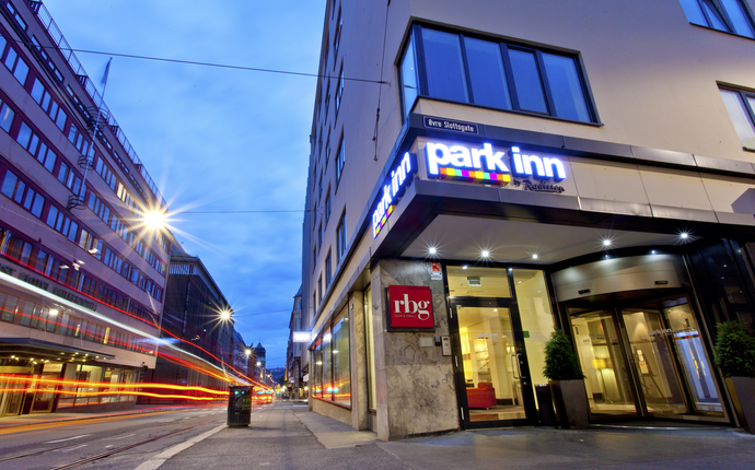 Park Inn by Radisson Oslo Hotel