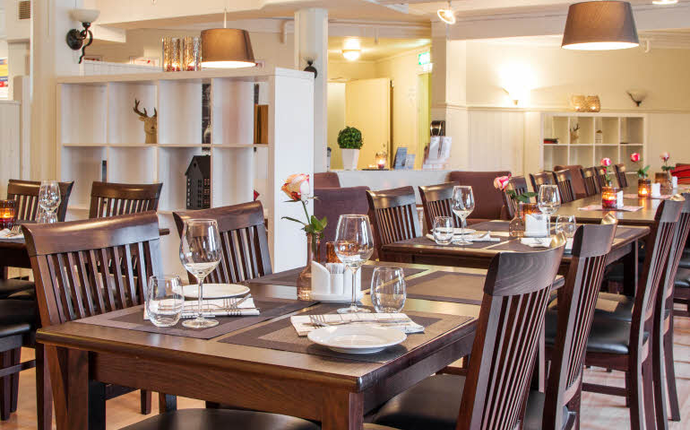 Scandic Leknes Lofoten - Restaurant